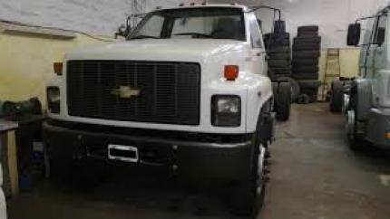 Kodiak 14 190 Chevrolet