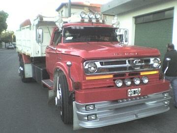 Camiones ford 7000 usados en venta